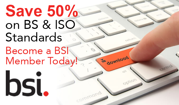 BSI Standards, ISO Standards and TSO Publications